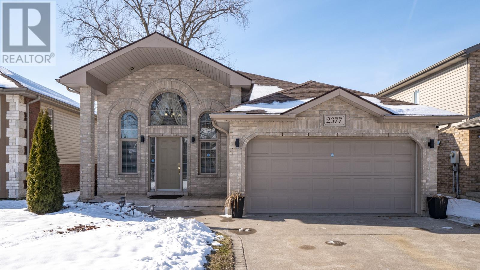 2377 St. Patrick's Ave, Windsor Home For Sale!