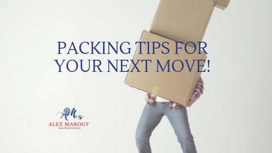 Packing Tips for Your Next Move!